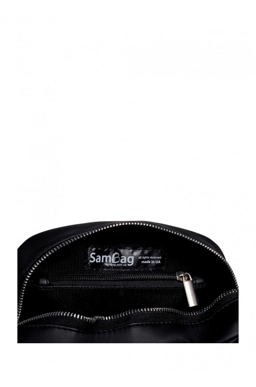 Сумка кросбоді Sambag - Bale SCS чорний