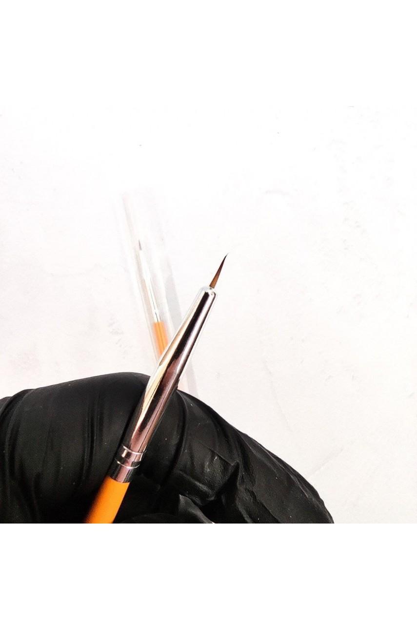 Кисть для малювання на нігтях - 0#