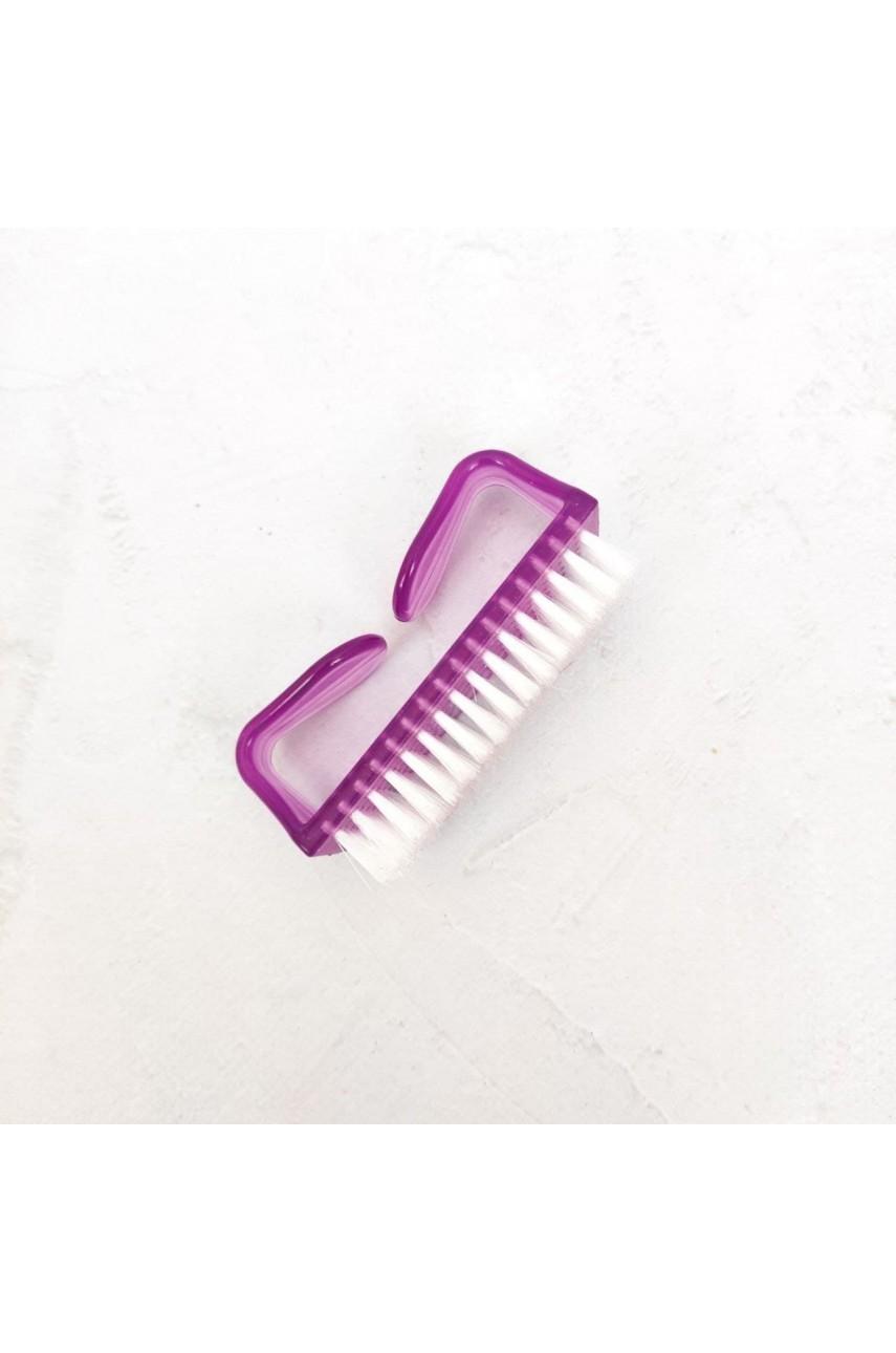 Щітка для видалення пилу з нігтів